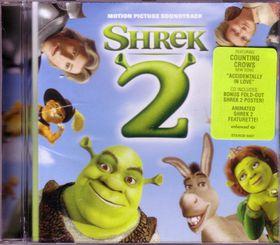 Original Soundtrack  Shrek 2 (cd)  Buy Online In South