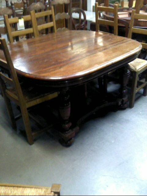 TABLE STYLE HENRI II Doccasion