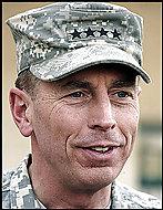 Gen. David Petraeus was called the