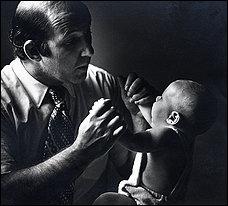 Psychiatrist Stanley I. Greenspan developed the