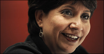 Janet Murguia, president of the National Council of La Raza.