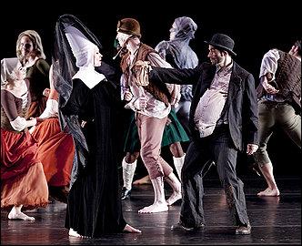 Paul Taylor Dance Company in Phantasmagoria