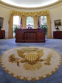 oval office carpet eagle  Floor Matttroy