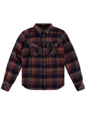 'neill Violator Flannel Shirt Ls Boys Online