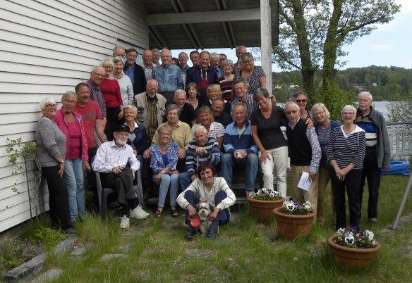 Idel glada nunor hos Göta-Veteranerna!