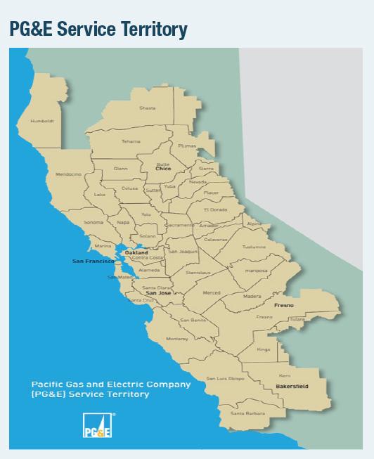 Pge Coverage Map : coverage, Managing, California's, Wildfire, Risks, Manhattan, Institute
