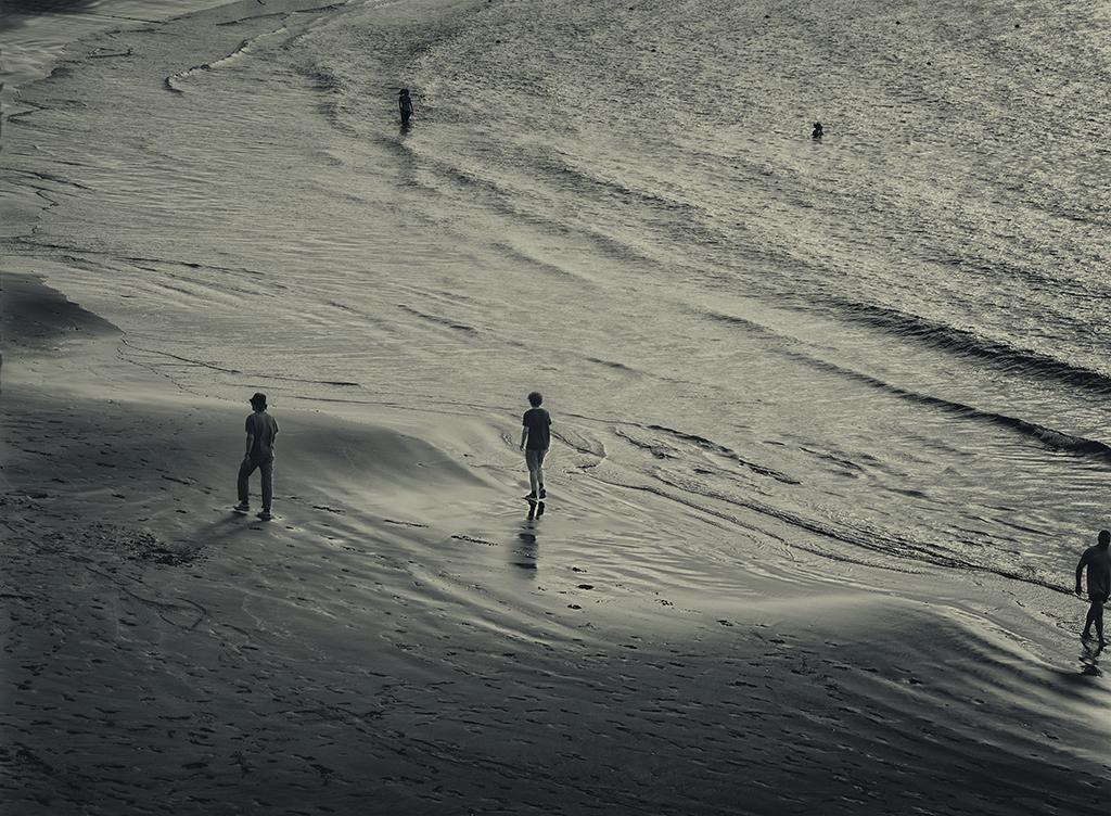 Sand mellan tårna, ...