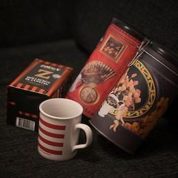 Kaffe på sängen