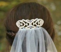 Twilight: Breaking Dawn Bella Swan Wedding Scene Hair ...