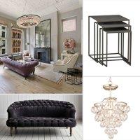 Elegant Homes Decor | Dreams House Furniture