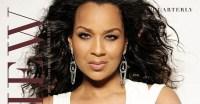 African American Wedding Hair Lisa Raye Wedding Big Bun ...