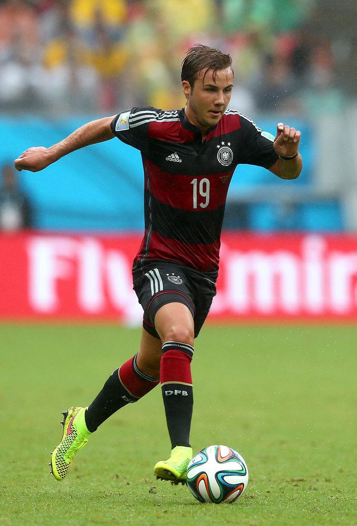 Germany: Mario Götze