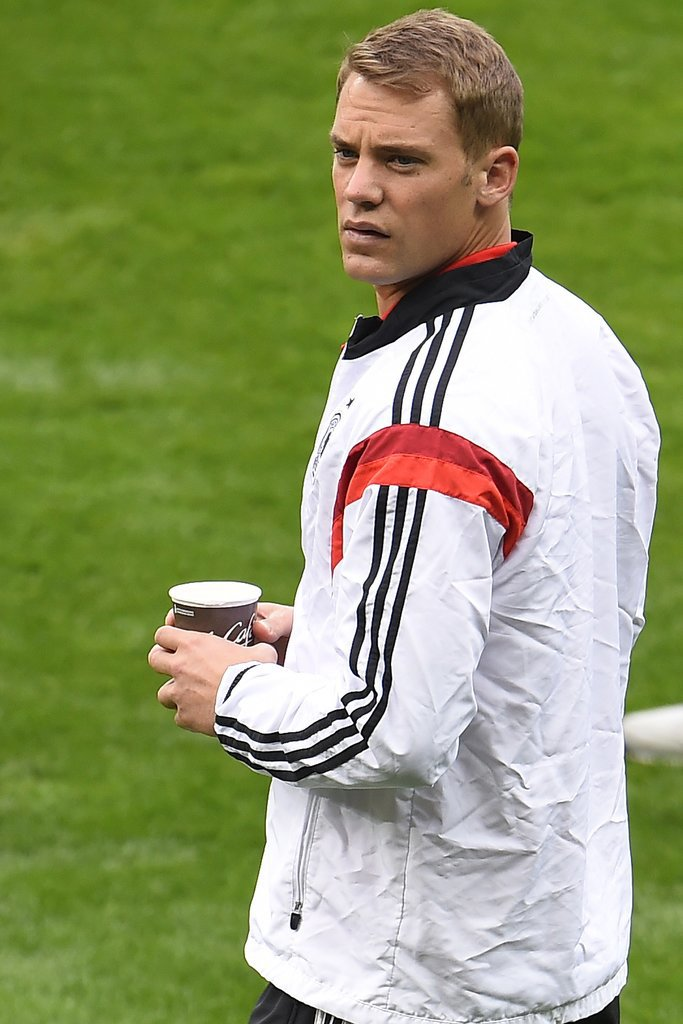 Germany: Manuel Neuer