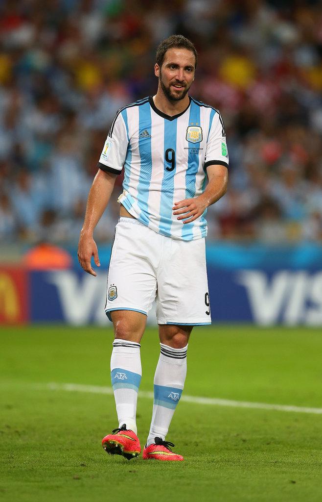 Argentina: Gonzalo Higuaín