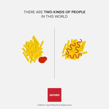 The Two Kinds of People: Which are you? - Hungry Meets Healthy