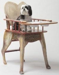 Dog High Chair | POPSUGAR Pets