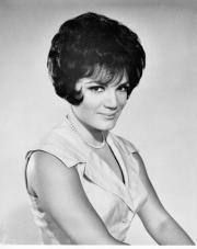 connie francis 13 of 1950s'