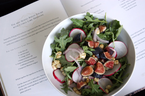 Mexican Fig and Radish Salad 12 Refreshing Recipes to