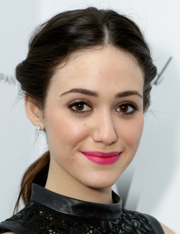 Emmy Rossum Stars' Gorgeous Beauty