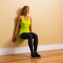 Chair Sit To Stand Exercise Target Dining Covers Body Weight Exercises You Can Do At Home Popsugar