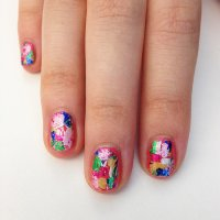 Easy Nail Art Designs | POPSUGAR Beauty