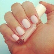 diy matte nail polish video