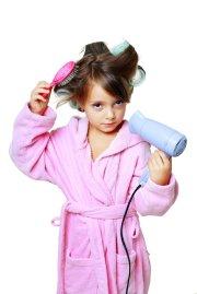 easy hairstyles girls popsugar