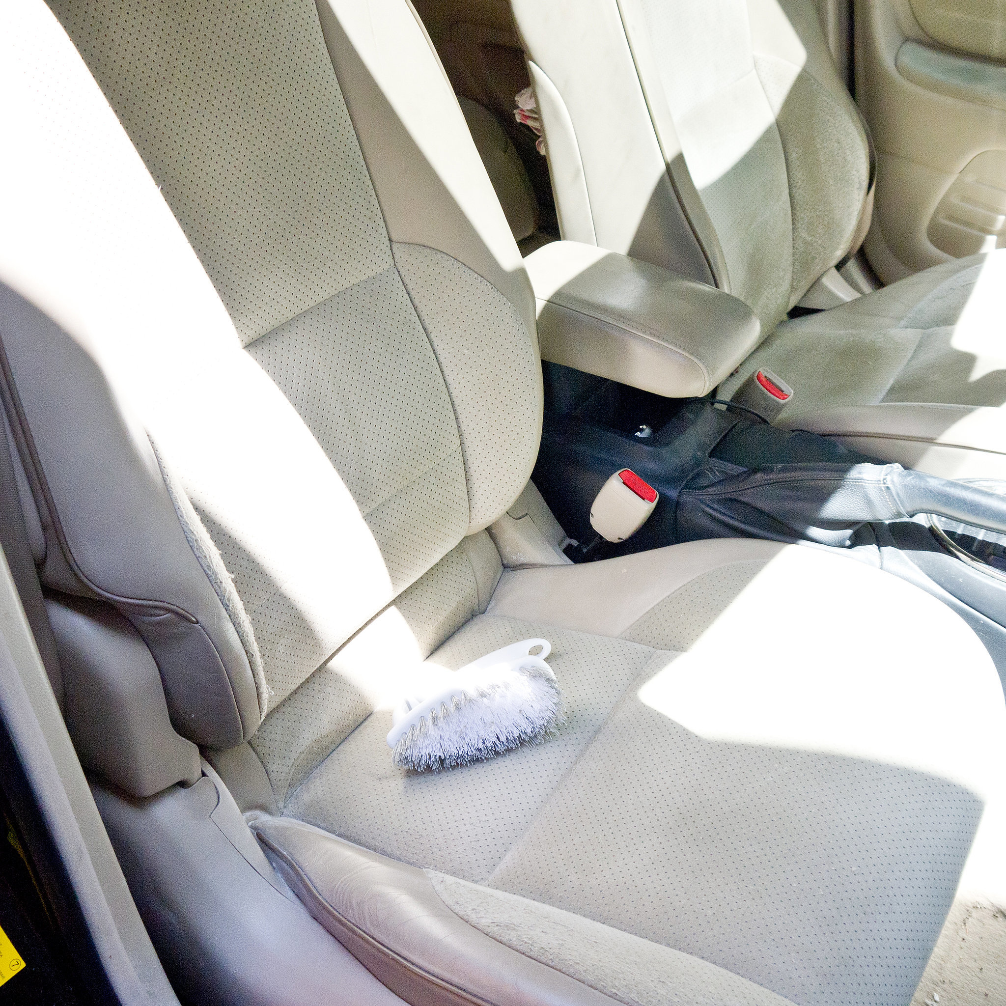 best stain remover for fabric sofa tantra malaysia how to clean car seats popsugar australia smart living