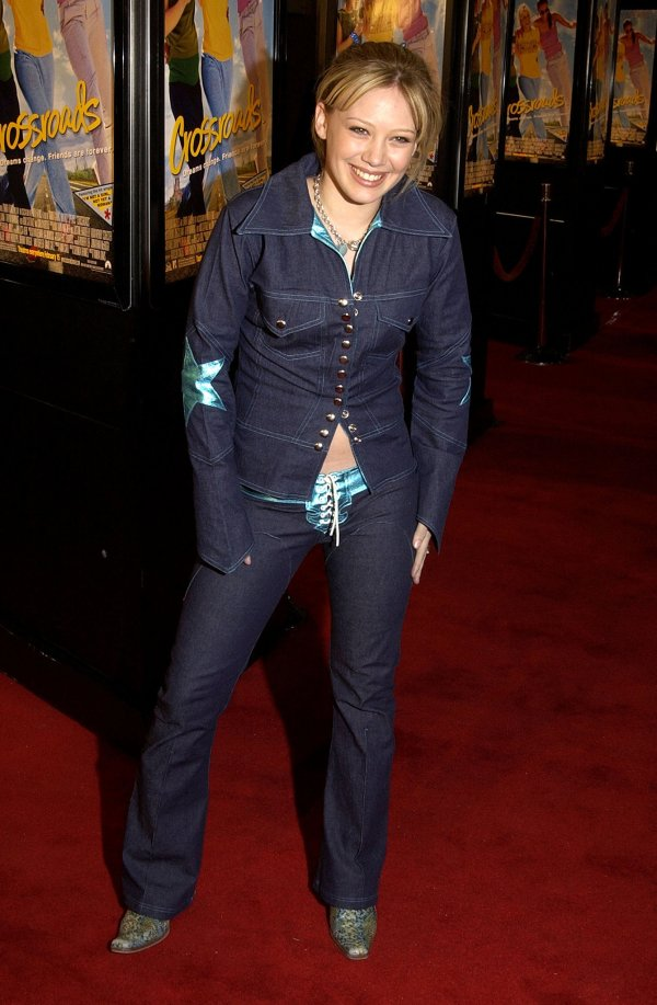 Hilary Duff Lizzie McGuire Jeans
