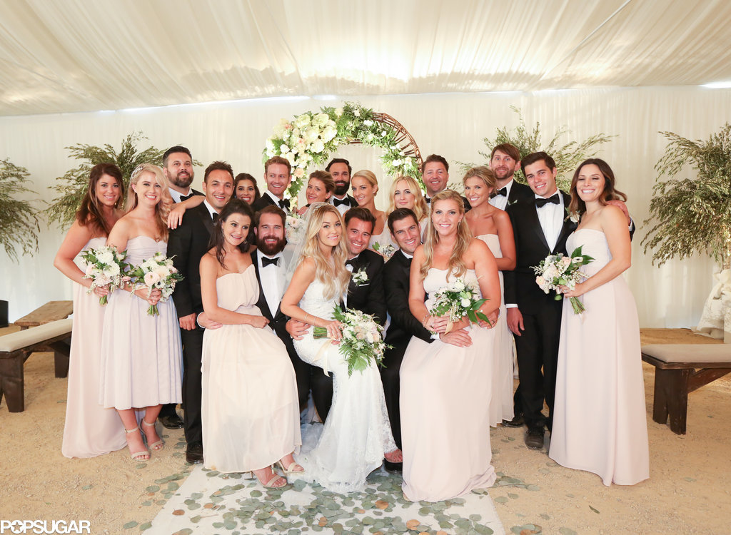 Pictures Of Lauren Conrad's Wedding  Popsugar Celebrity