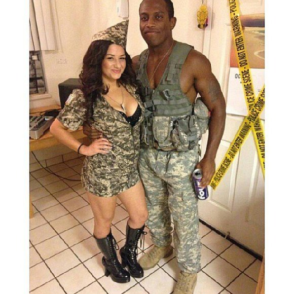 Sexy Soldiers