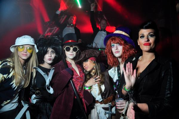 Johnny Depp Group Halloween Costume