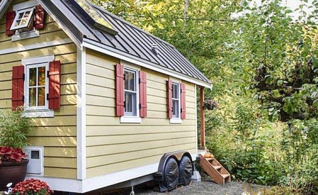 3 Quiet Cozy Tiny House On The Bay Olympia
