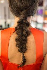 braid real girl's