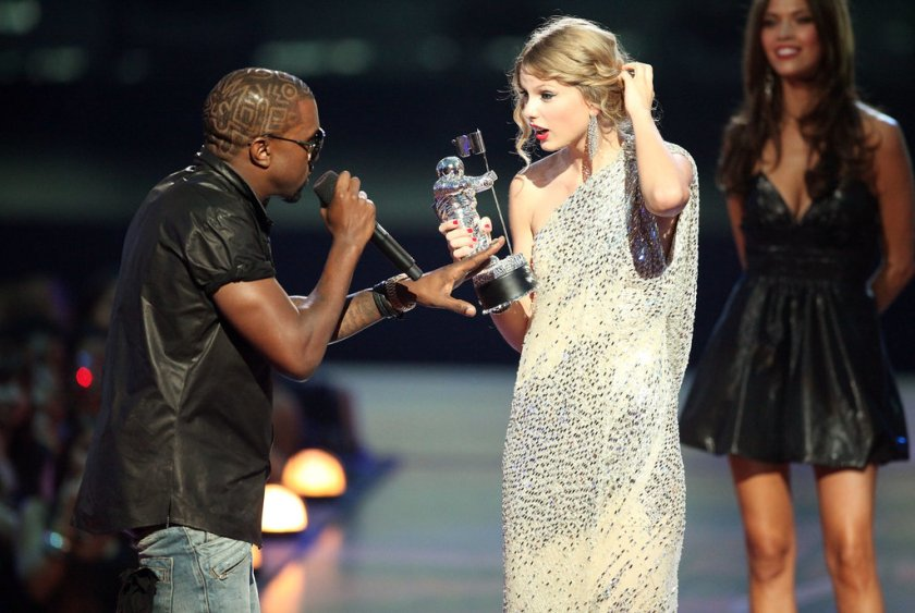 Kanye West's Comeuppance, Taylor Swift Style