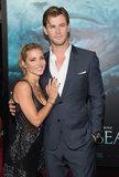 Chris Hemsworth e Elsa Pataky solidificano il loro stato come coppie più calde di Hollywood in NYC