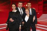 Hayden Panettiere è sminuito adorabile dalla famiglia alta eccellente di Wladimir Klitschko di fidanzato