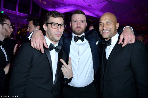 Justin Timberlake Andy Samberg And Keegan Michael Key Stars Turned