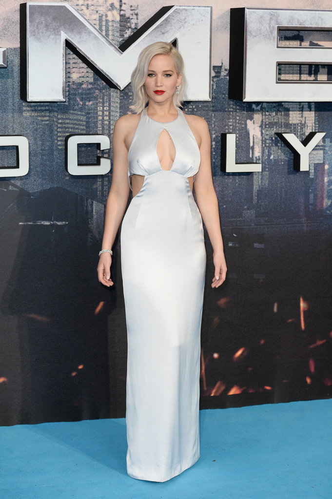 Jennifer Lawrence X Men Apocalypse Red Carpet Style