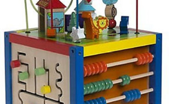 Wooden Toys For 1 Year Old
