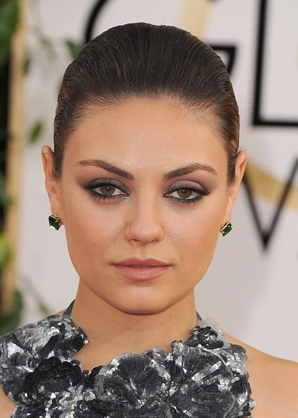 Mila Kunis Eye Makeup - Mugeek Vidalondon