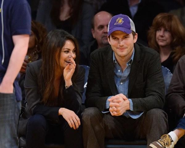 Mila Kunis Engagement Ring Popsugar Celebrity Australia
