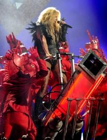 Lots Of 2011 Billboard Music Awards Red