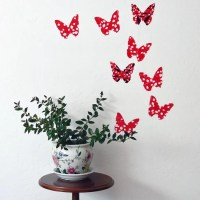 DIY Fabric Wall Decals | POPSUGAR Smart Living