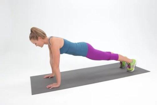 Full plank