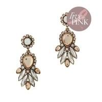 LOFT Earrings For Breast Cancer Awareness | POPSUGAR Fashion