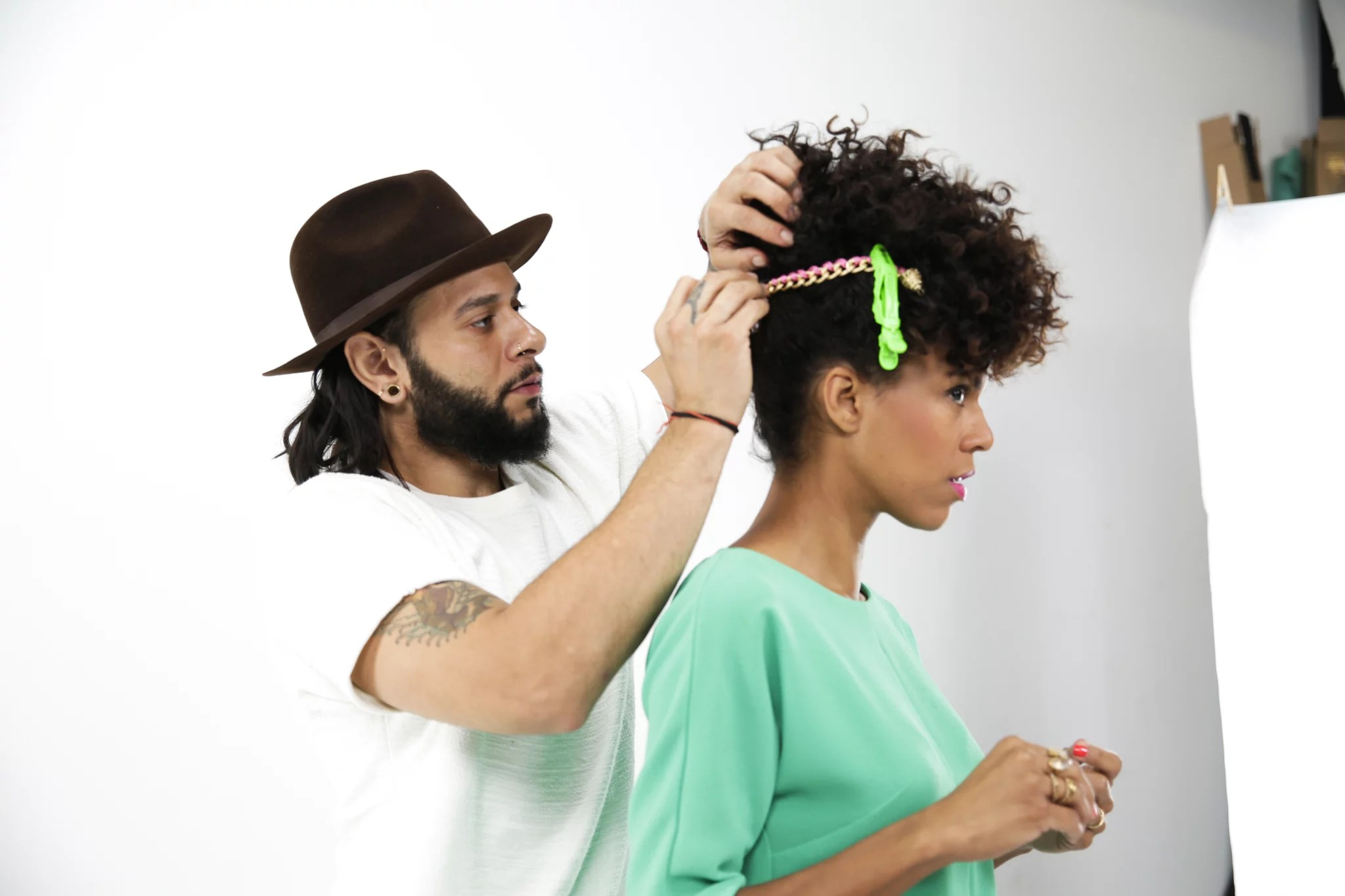 7 Easy Diy Natural Hairstyles Popsugar Beauty