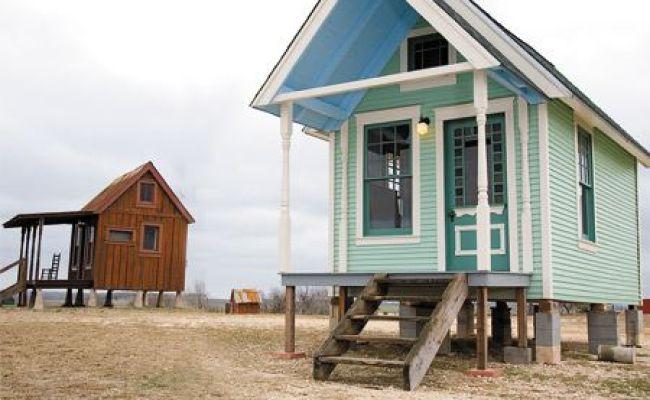 Cool Idea Tiny Texas Houses Popsugar Home