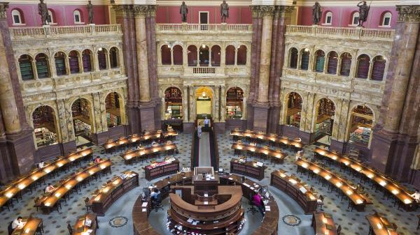 Library Of Congress Historic Archives