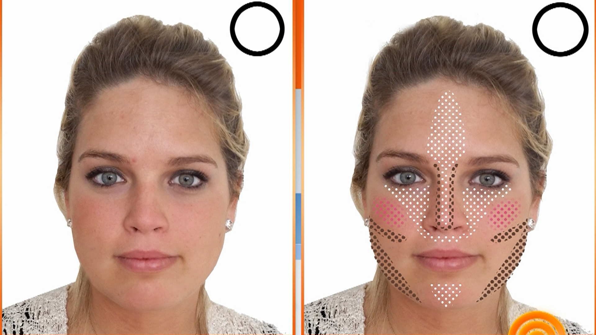 DIY a new face Contouring with makeup is easier than you